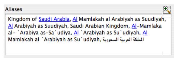 SaudiAliases